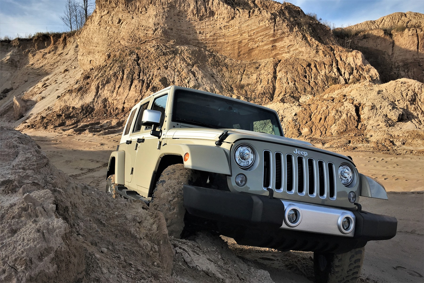 Celebrating adventure with the Jeep Wrangler | ClassicCars.com Journal