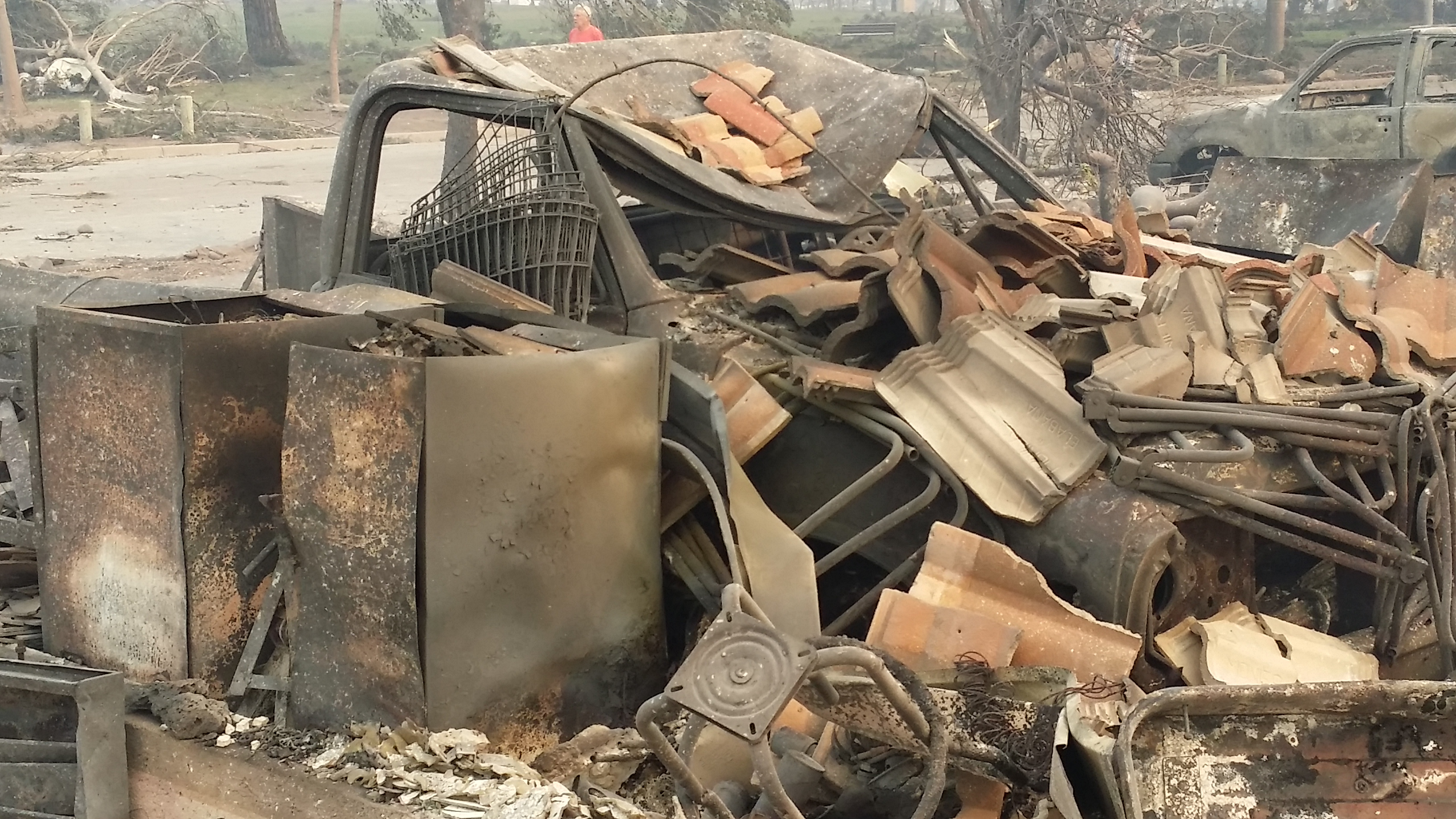 2017 fires and floods destroy collector cars | ClassicCars.com Journal