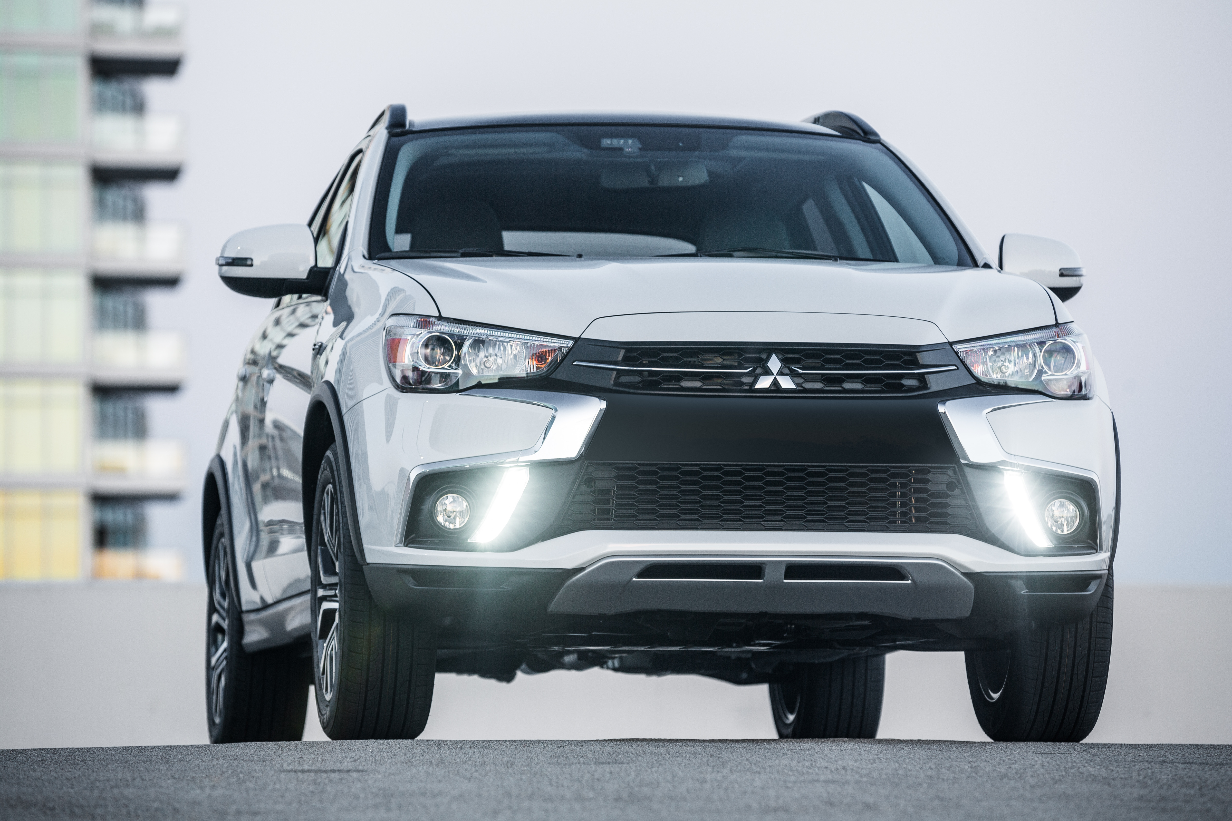 2018 Mitsubishi Outlander: The king of cross over vehicles