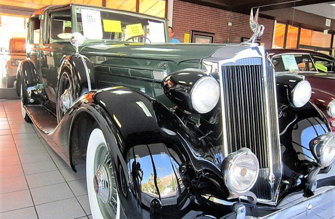 McCormick's sale exceeds $6.12 million | ClassicCars.com Journal
