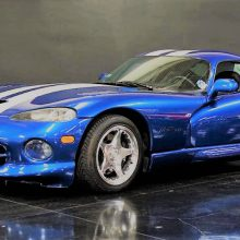 Supercar bargain 1997 Dodge Viper GTS