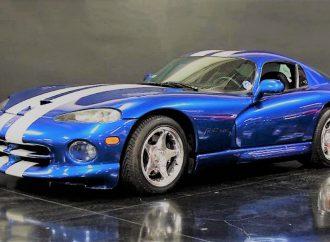 Supercar bargain 1997 Dodge Viper GTS