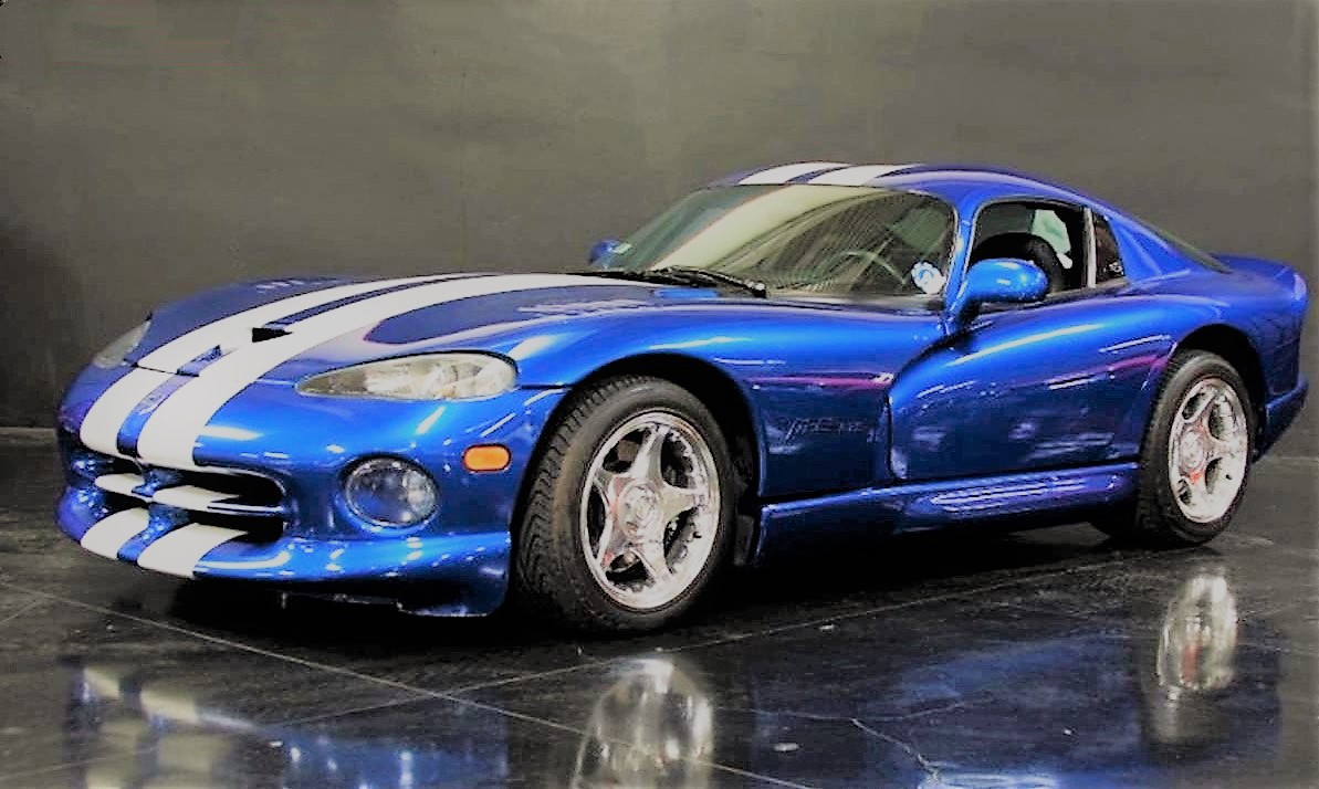 supercar bargain 1997 dodge viper gts journal. Black Bedroom Furniture Sets. Home Design Ideas