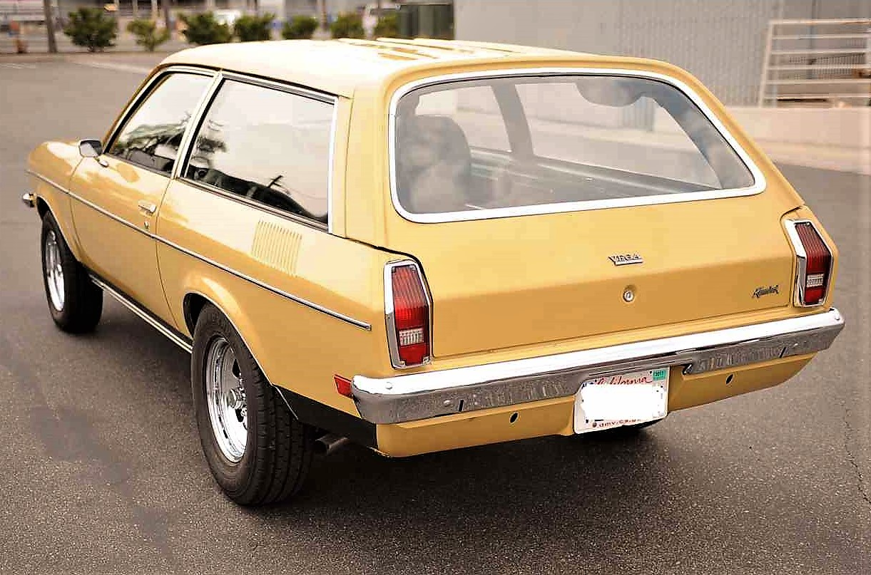 Hot sleeper 1973 Chevrolet Vega | ClassicCars.com Journal