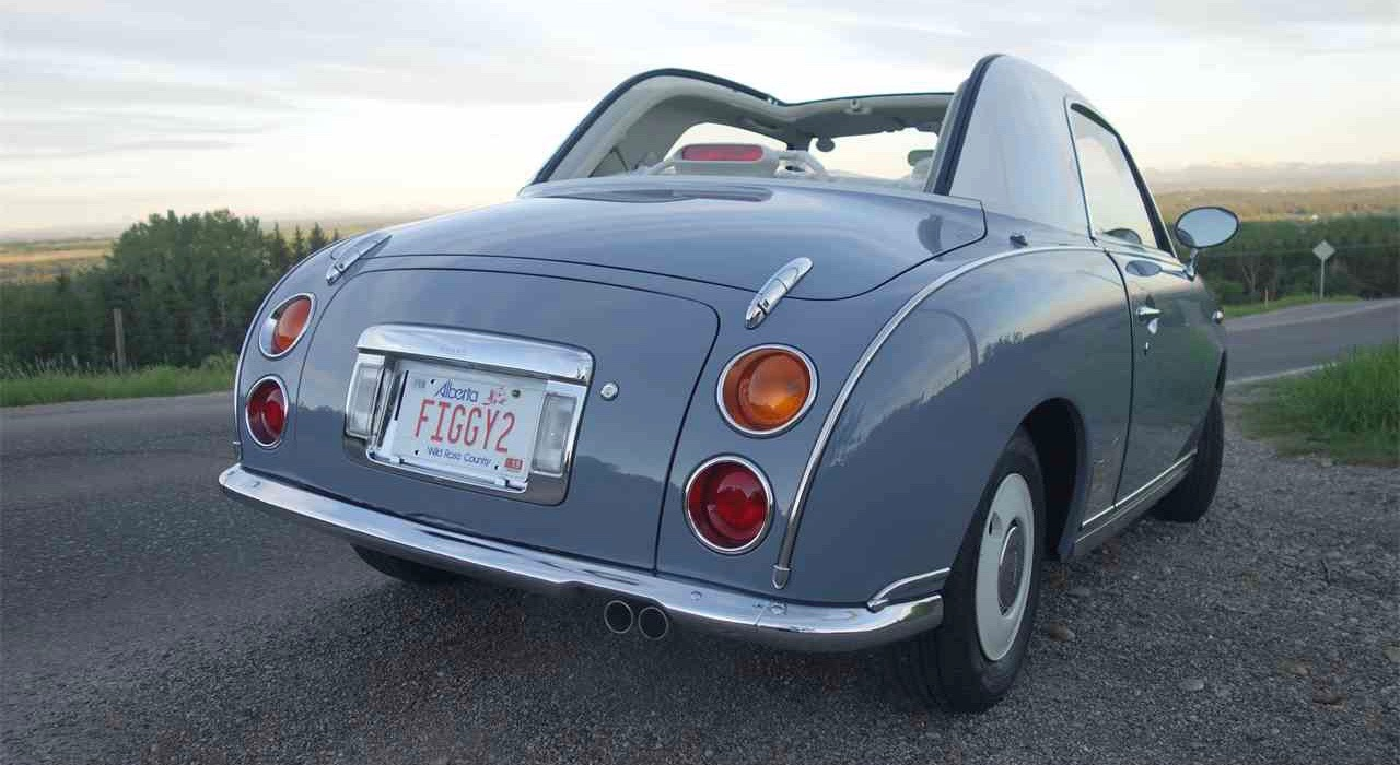 The 1991 Nissan Figaro might bring out the diva in you | ClassicCars.com