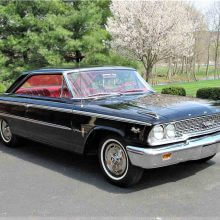 Rare 1963 Ford Galaxie 500 XL R-Code