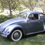 Fully restored but rarely driven 1957 VW Beetle | ClassicCars.com Journal