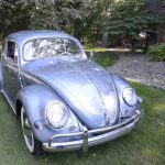 Fully restored but rarely driven 1957 VW Beetle   ClassicCars.com Journal