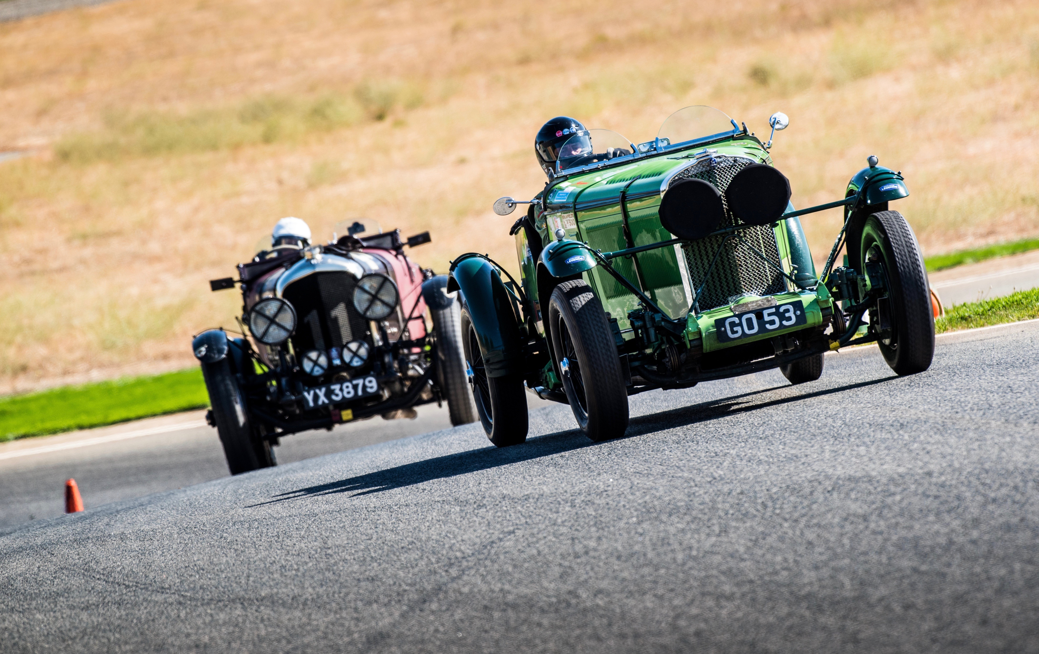 Benjafield's club revives 500-mile race, but with vintage vehicles