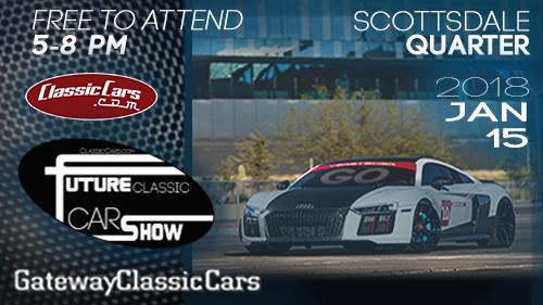 3rd Annual Future Classic Car Show | FREE EVENT | ClassicCars.com