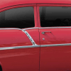 Tri-Five Chevy paint divider moldings