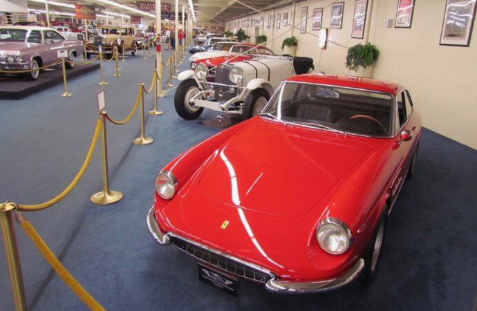 Las Vegas' famed Auto Collections closing December 30
