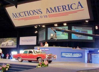 Auction companies make big news, and moves, off the block