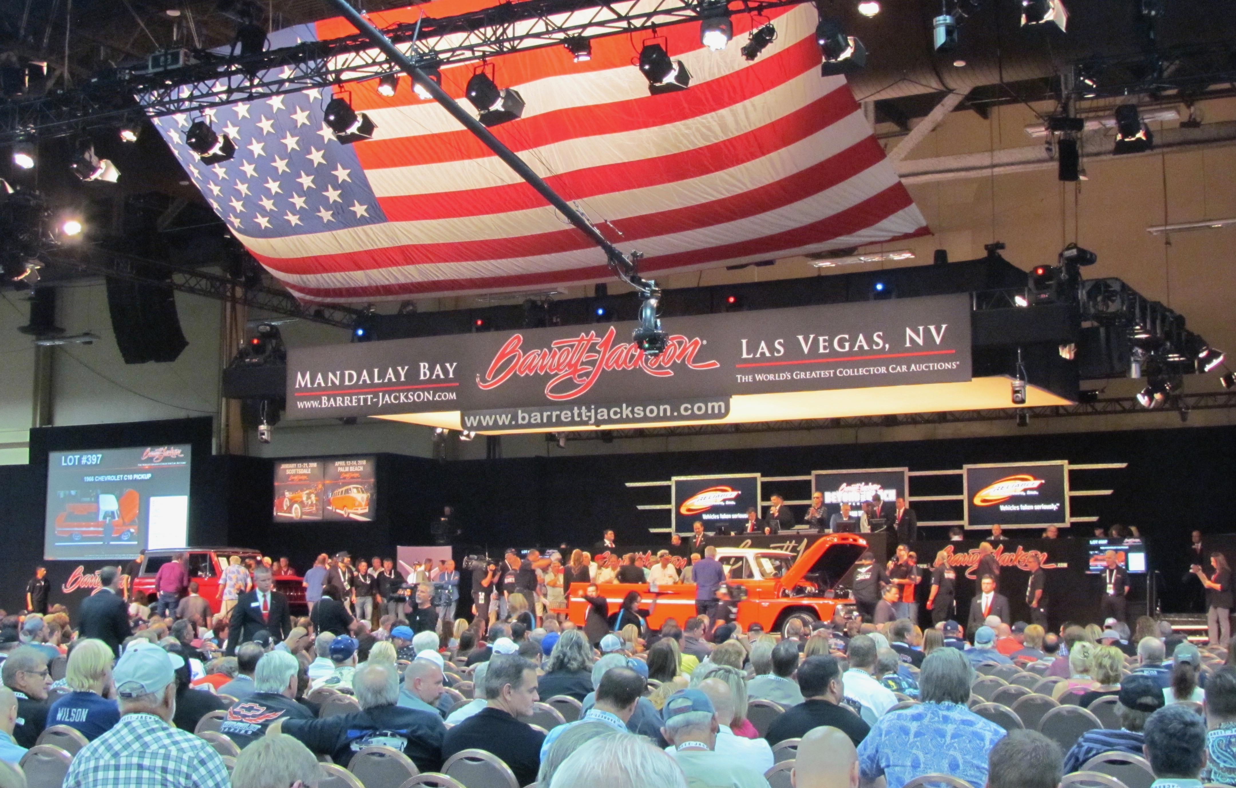 Las Vegas emerges as a major auction venue | ClassicCars.com Journal