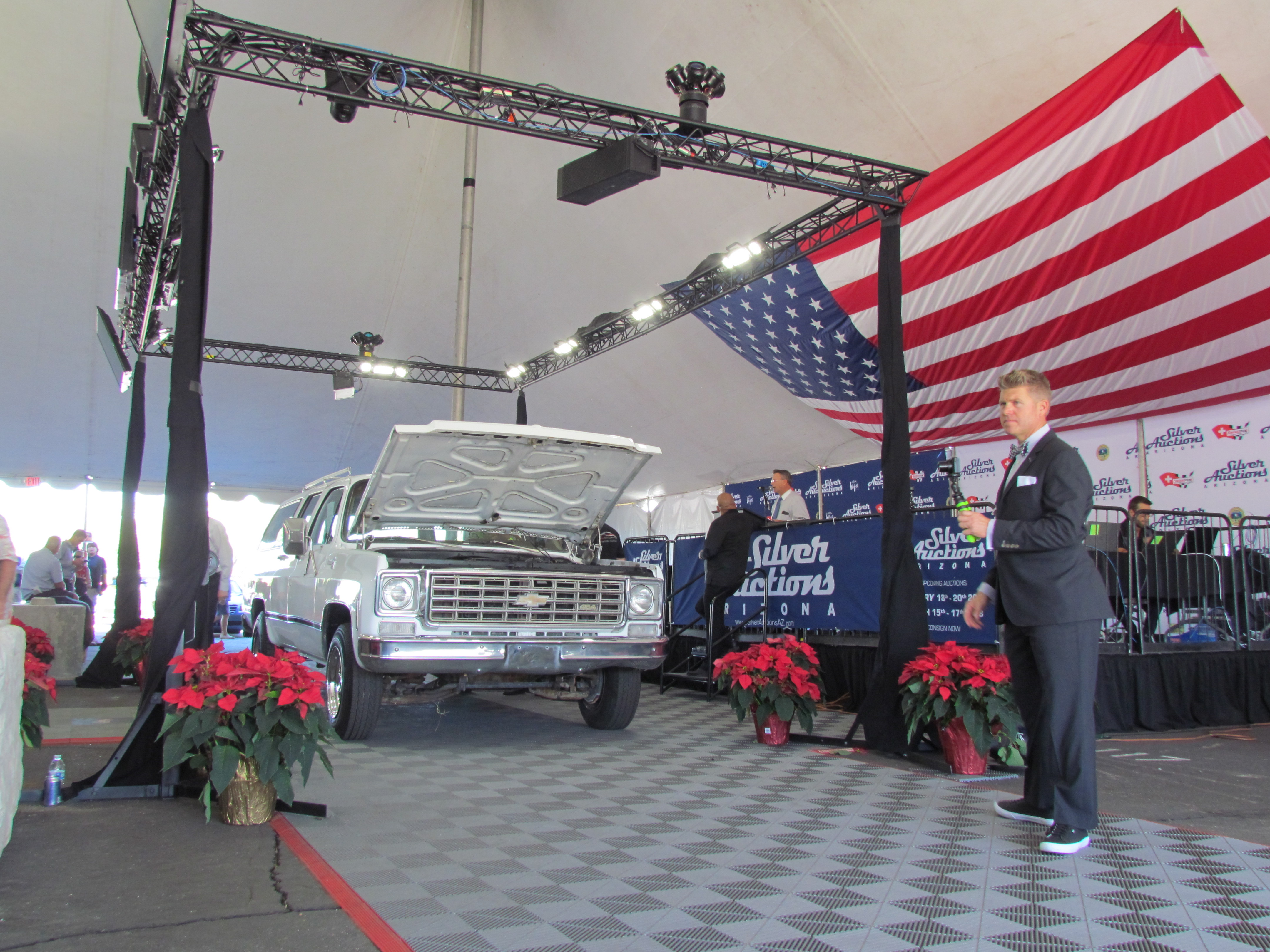Classic car auction companies make big news, and moves, off the block
