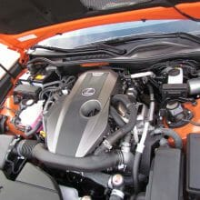 The little (Lexus) engine that could