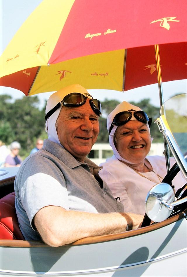 Pebble Beach Concours mourns longtime co-chair Jules Heumann, 93