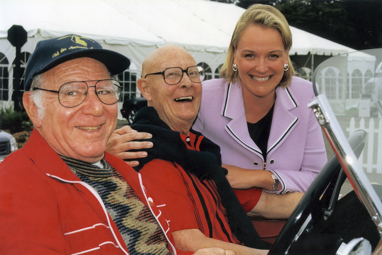 Pebble Beach Concours mourns longtime co-chair Jules Heumann, 93