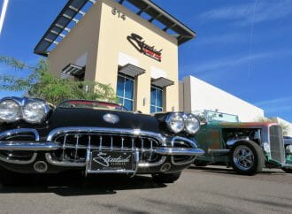 National classic car dealer chains spreading their reach