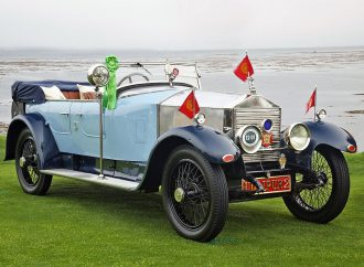 Pebble Beach Concours sending out invitations to car owners for 2018 entries