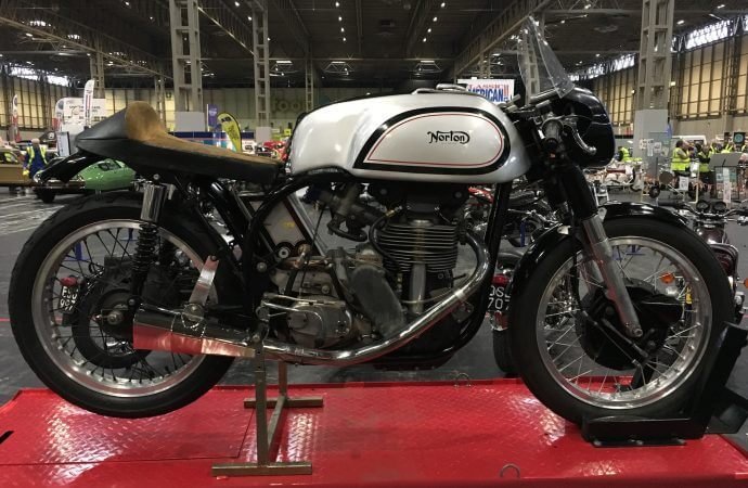 1961 Norton, 1941 Indian top H&H Classics' motorcycle auction