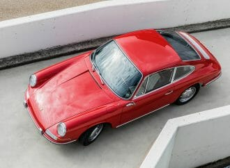 Barn-found oldest 911 restored and showcased in Porsche Museum