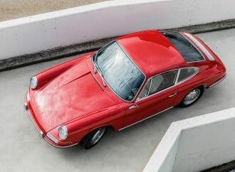 Barn-found oldest 911 restored and showcased in Porsche Museum