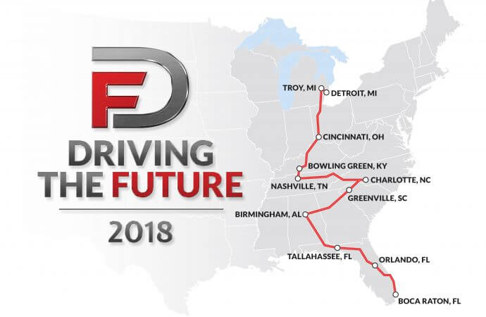 Drive Home rally expands for trip from Florida to Detroit