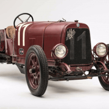 First Alfa Romeo model expected to fetch over $1M