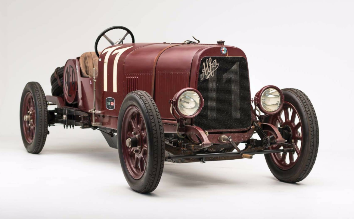 First-ever Alfa Romeo model expected to fetch over $1M | ClassicCars