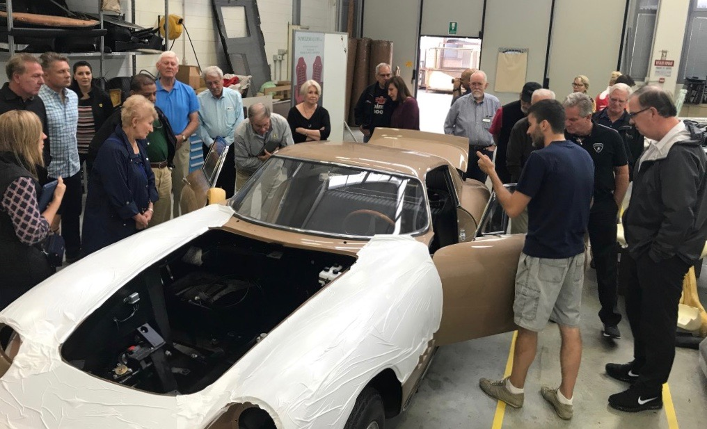 Mini-Copperstate rally added to Arizona Auction Week activities