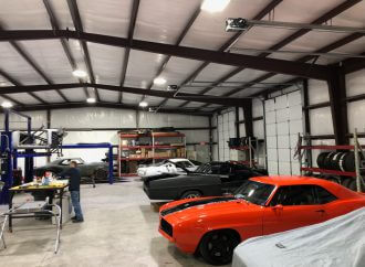 Classic Recreations offers restoration services