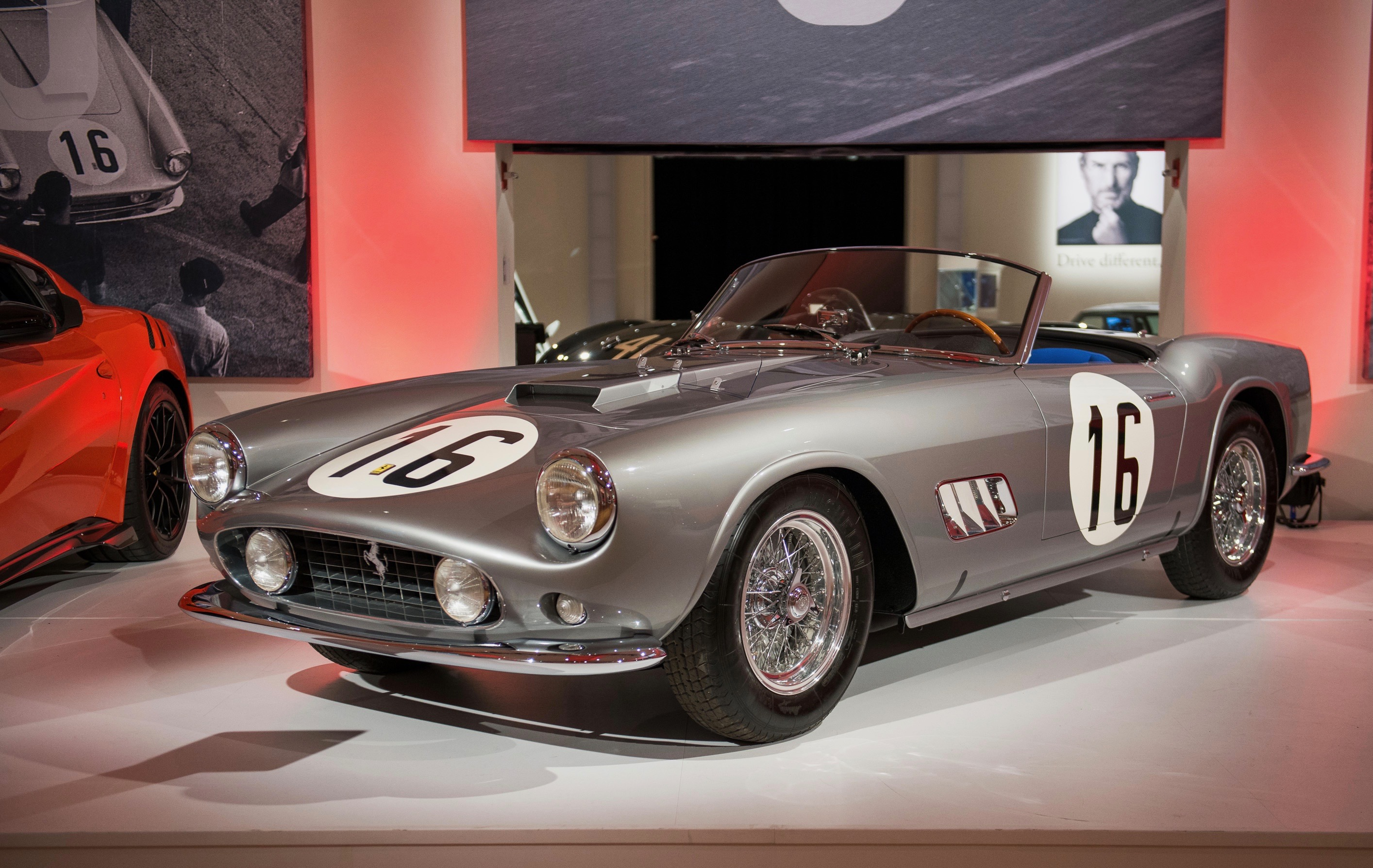 Luxurious Spyder, Jaguar and Bugatti sell at Sotheby's Icons auction