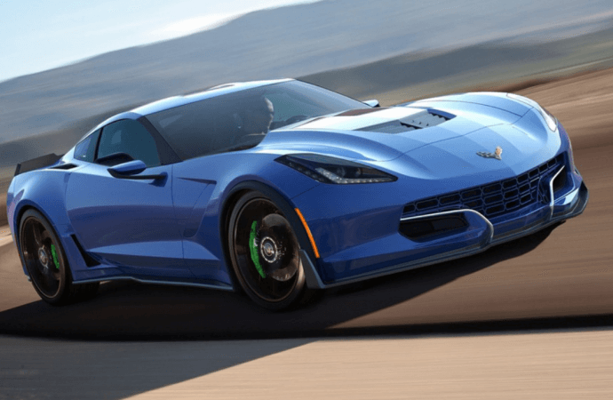 Genovation's 800-horsepower electric Corvette to debut at 2018 CES
