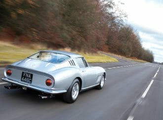 275 GTB, Osca 200 S and rare Porsche headline RM Sotheby's Paris docket