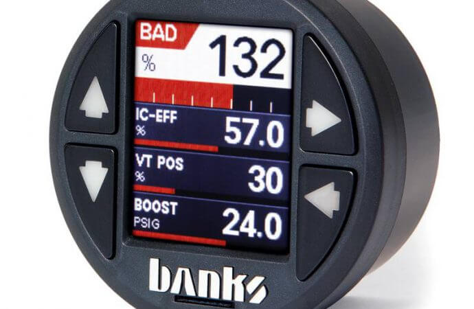 Banks 1.8 iDash Super Gauge