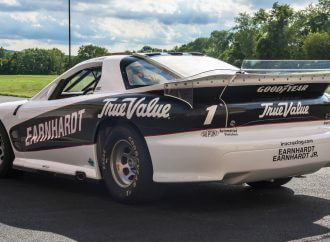Unusual bidding format features IROC racing cars