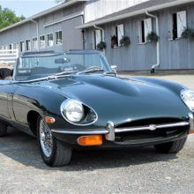 Cheaper alternative 1969 Jaguar E-type