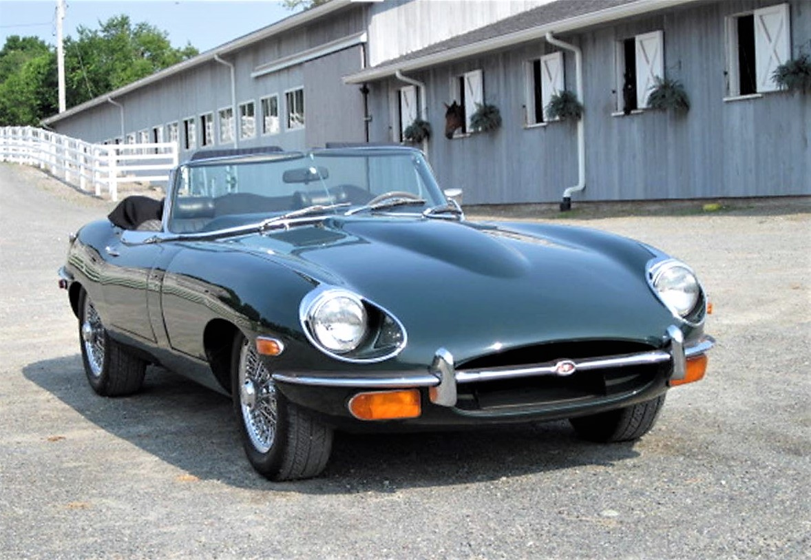 cheaper alternative 1969 jaguar e type. Black Bedroom Furniture Sets. Home Design Ideas