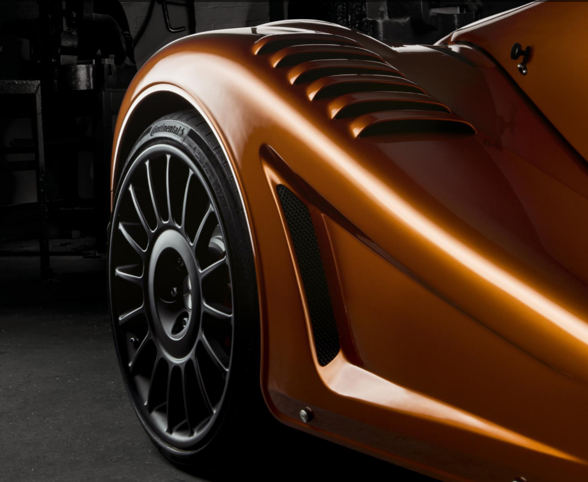 Morgan teases its most extreme road car yet! | ClassicCars.com Journal
