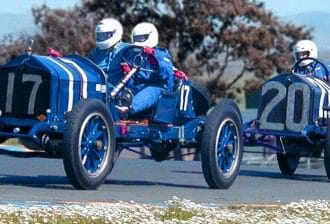 Early racing cars to be featured at SVRA events in 2018
