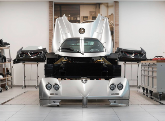 Take a look behind the scenes at Pagani's restoration program