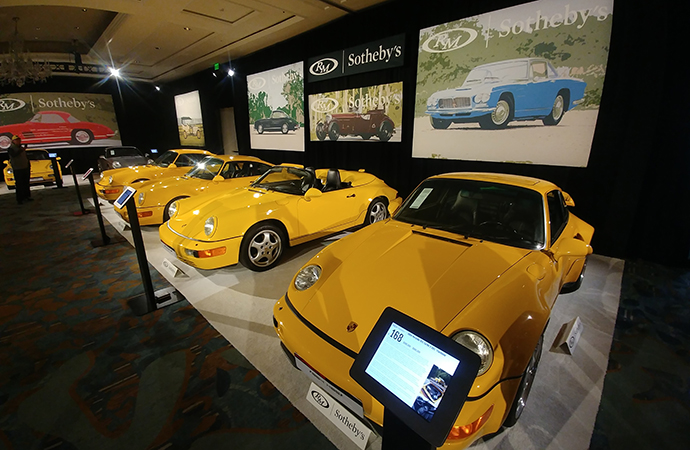 ClassicCars.com will offer a free auction tour of RM Sotheby's sale at Amelia Island. | Andy Reid photo