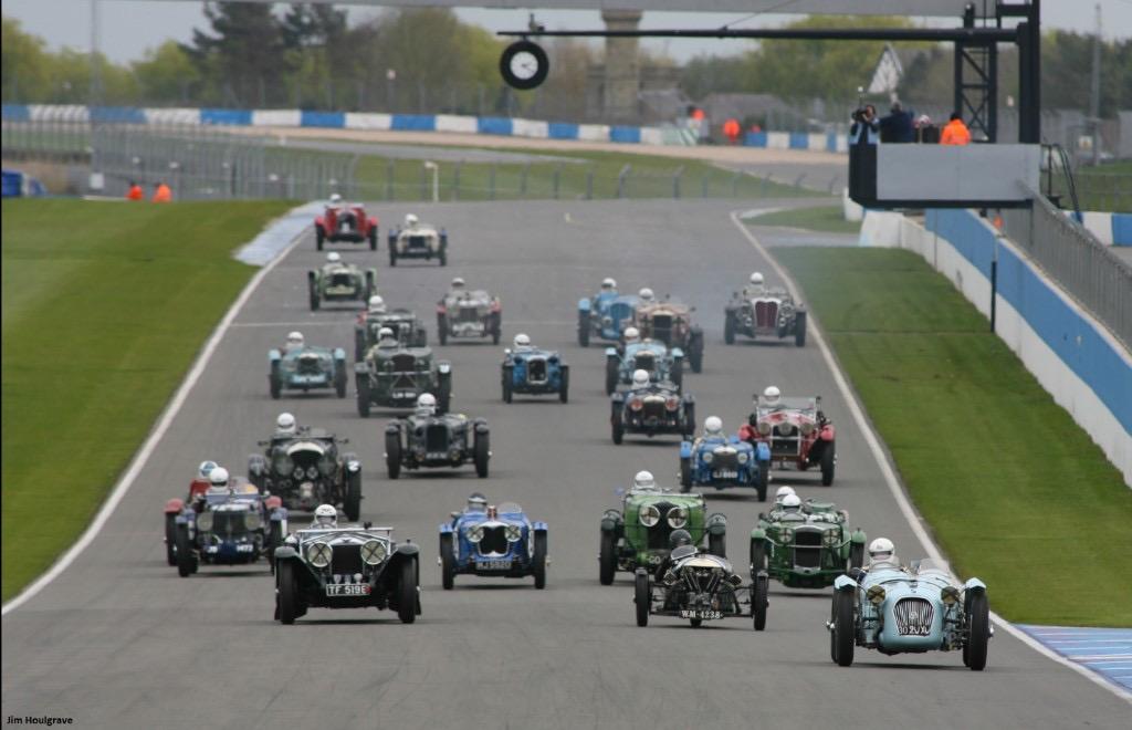 Dramatic Group B last lap highlights Sebring's vintage racing weekend