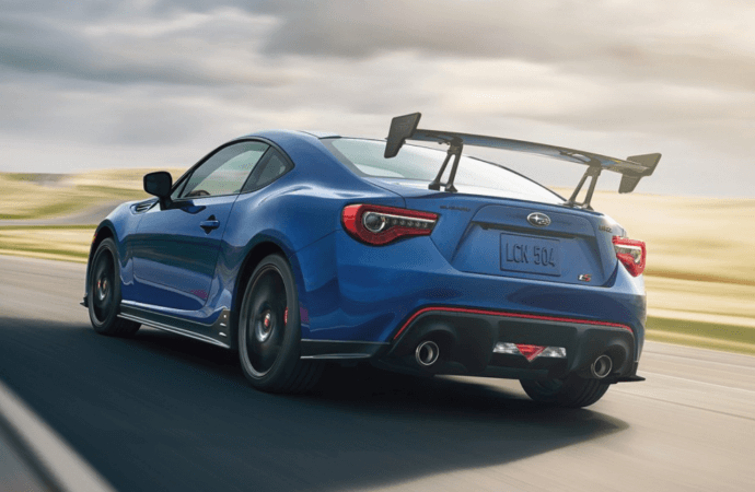 Subaru reveals pricing for BRZ tS and WRX STI Type RA, only 1,000 cars planned