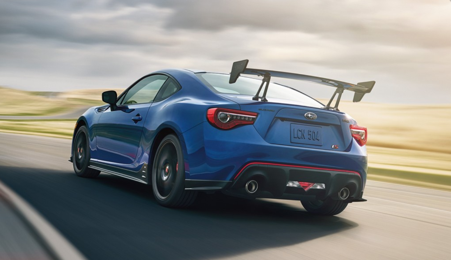 Subaru limited-edition WRX STI Type RA and BRZ tA pricing revealed