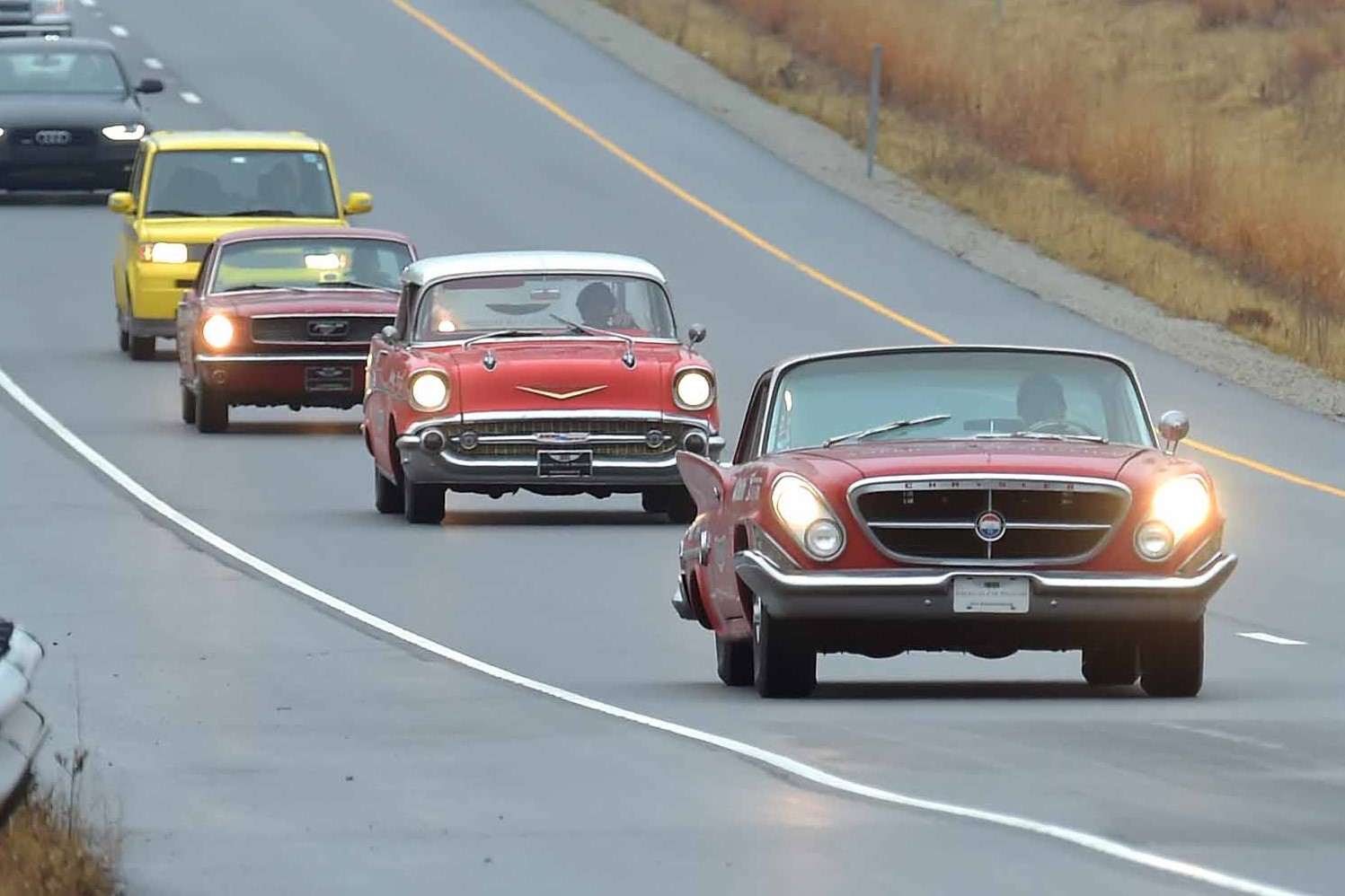 """The Drive Home"" to Detroit, the hard way 