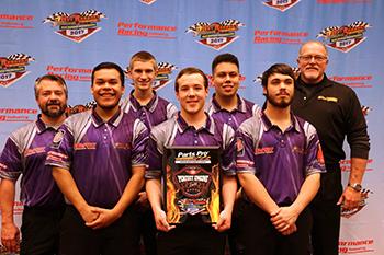 Team Fel-Pro wins Hot Rodders of Tomorrow national championship