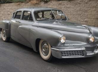 Preston Tucker's personal 1948 Tucker may command $1M+ at auction