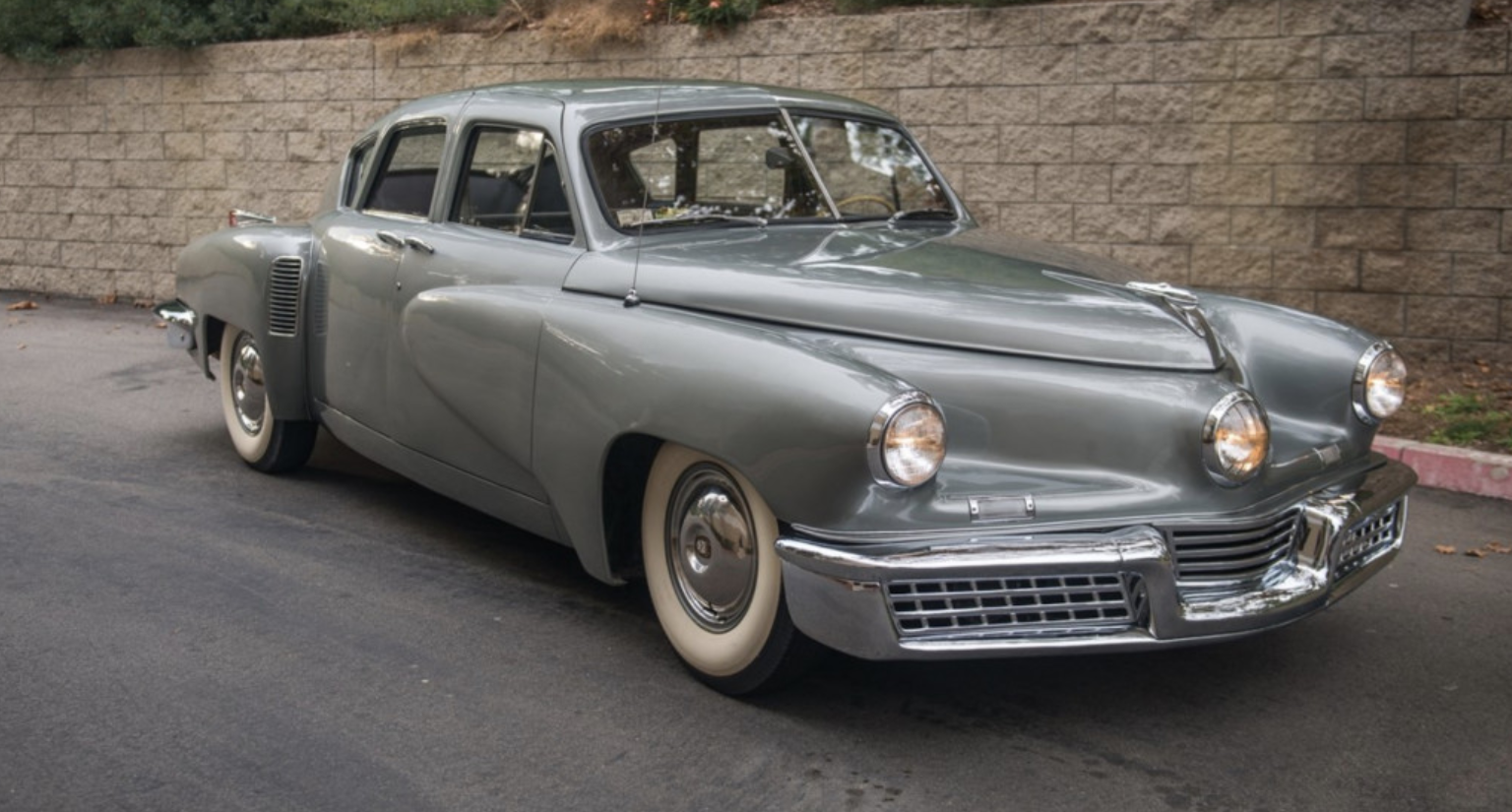 $1M 1948 Tucker expected for January auction | ClassicCars.com Journal